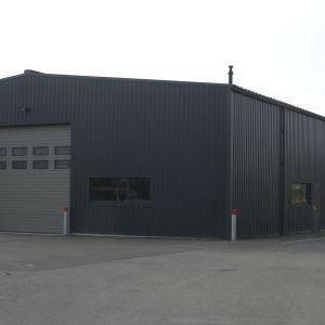 Hangar (Bréal sous Montfort)