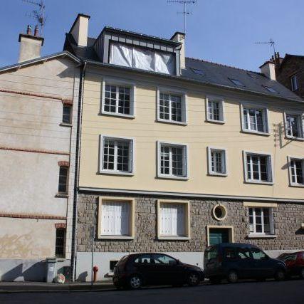 Extension appartement (Rennes)