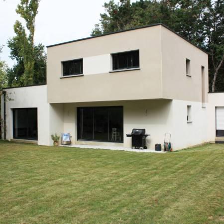 Maison CO (Montgermont 35)