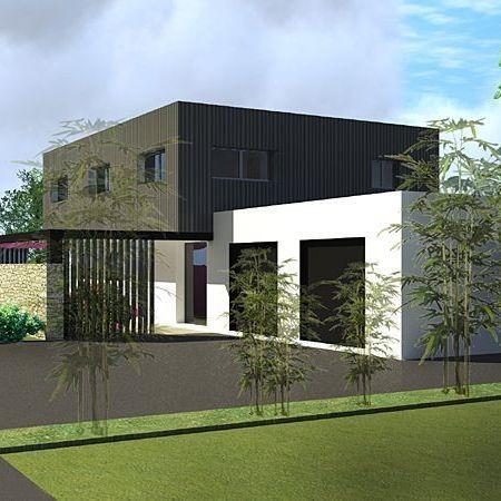 Maison D ( Montgermont 35)
