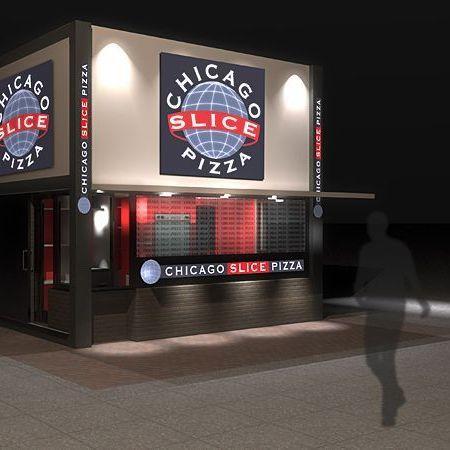 CHICAGO SLICE PIZZA