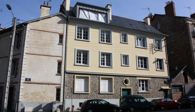 Extension appartement (Rennes)
